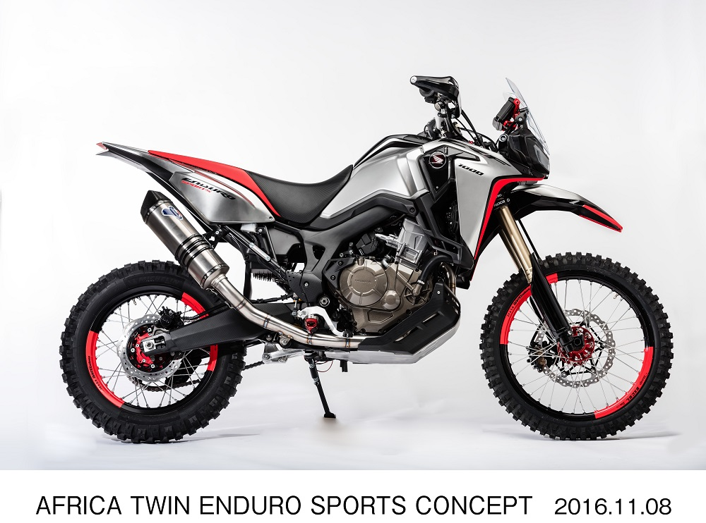 Honda CRF1000L Enduro Sports