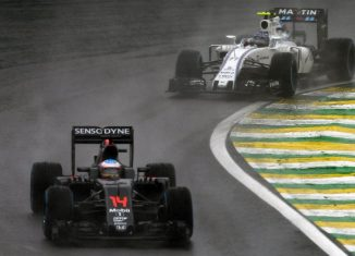 Alonso in Brazil 2016