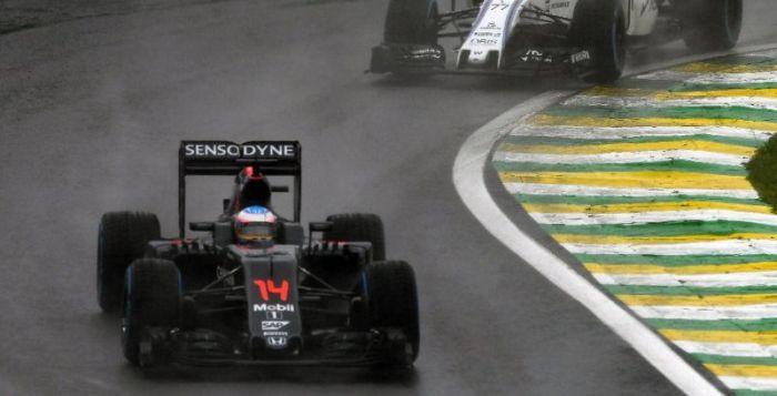 Alonso in Brazil 2016