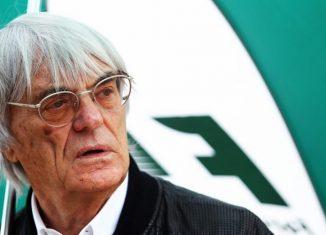 Bernie Ecclestone 2016
