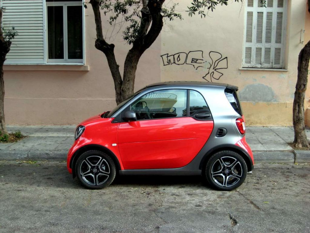 Smart ForTwo 1.0 90ps turbo twinamic