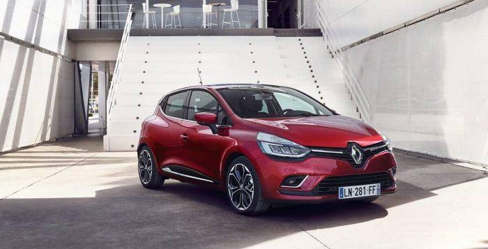 Renault Clio facelift 2016