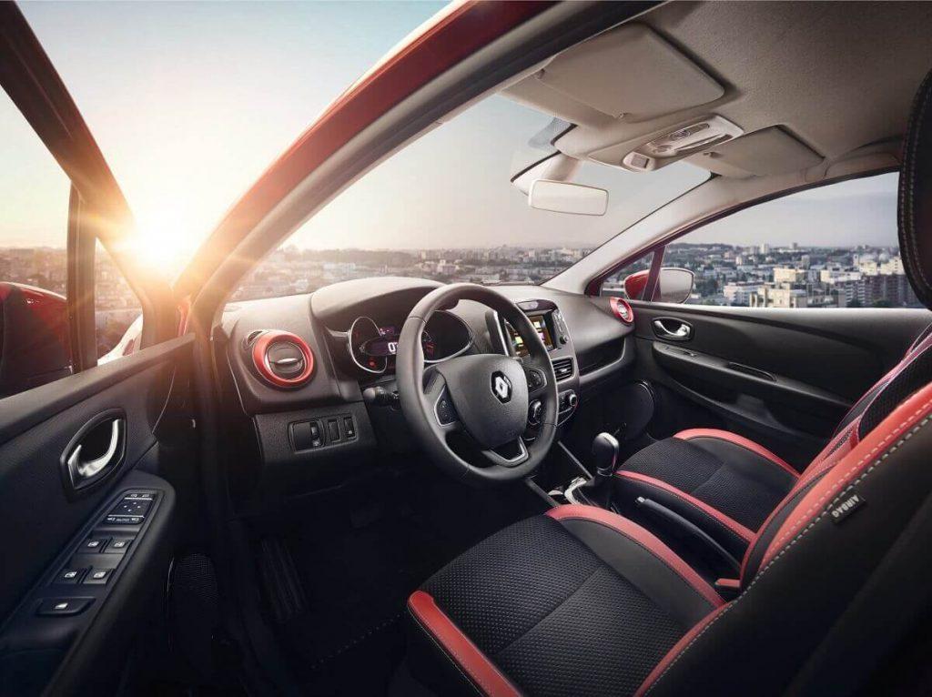 Renault Clio fl 2016