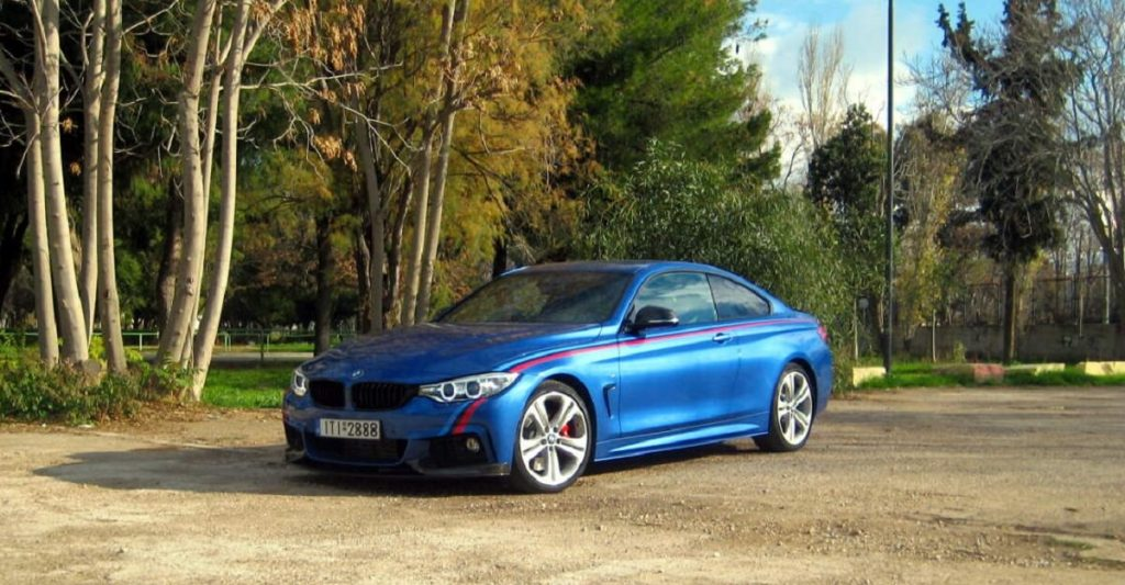 BMW 420d M Performance 2016