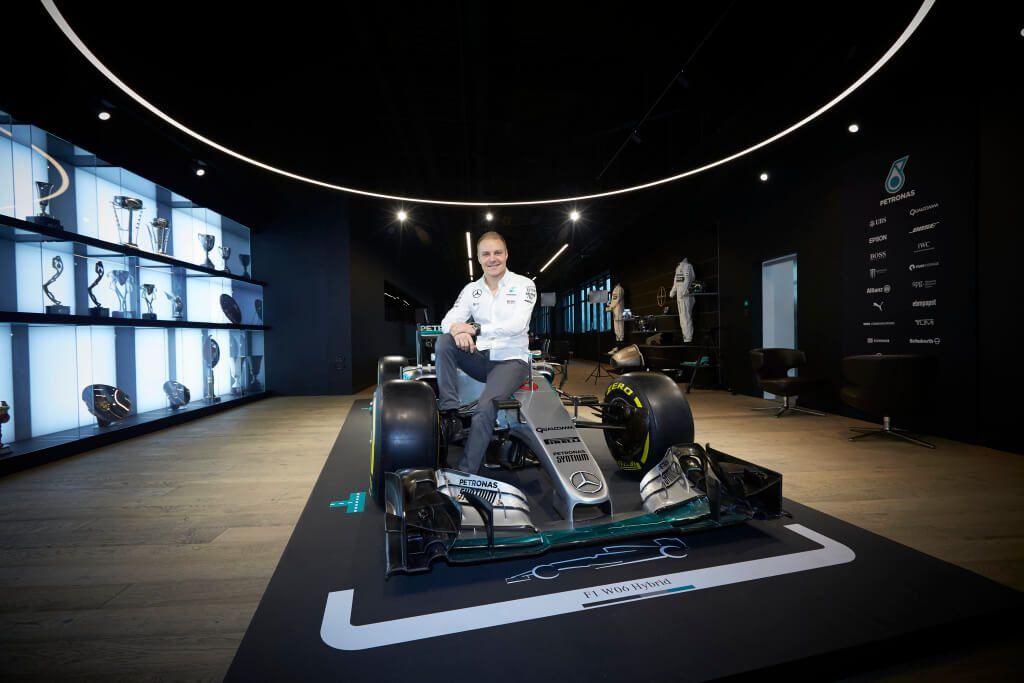 Bottas Contract at Mercedes 2