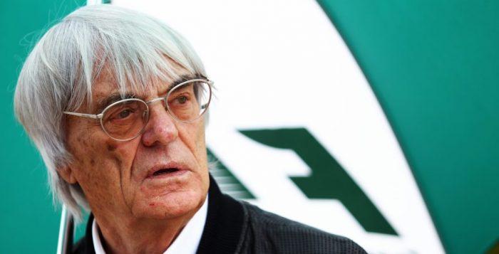 Bernie Ecclestone 2017