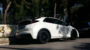Honda Civic 1.6 i-DTEC 2016