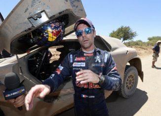 Dakar 2017 Loeb