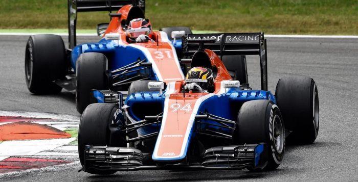 F1 Manor team 2017 retirement