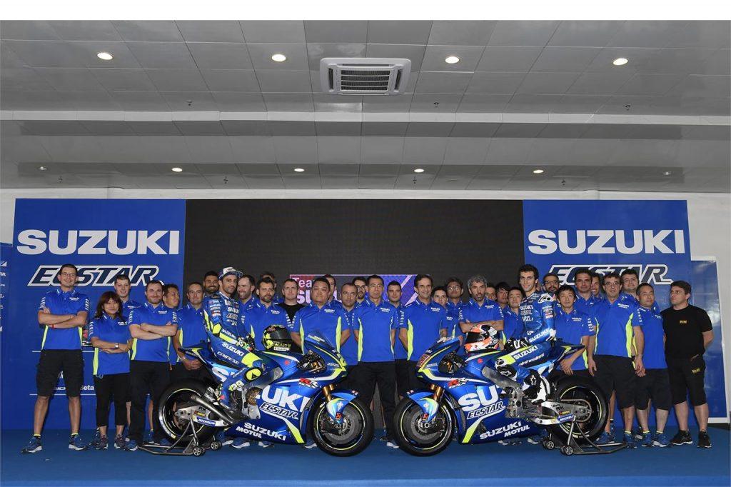 suzuki motogp11 2017