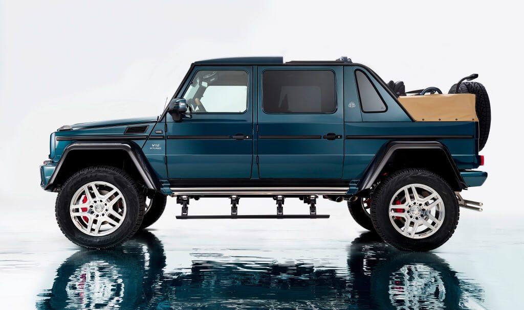 Mercedes–Maybach G650 Landaulet
