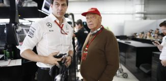 Wolff and Lauda