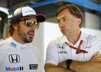 Jost Capito McLaren