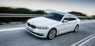 BMW 5 2017