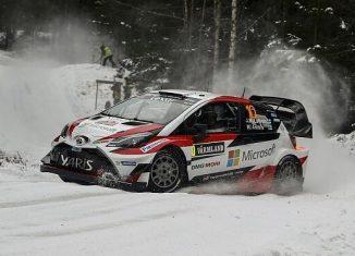 Rally Sweden 2017 Latvala