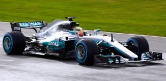 Mercedes - AMG W08 EQ Power+
