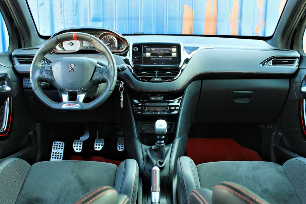 Peugeot 208 GTi by PS 3