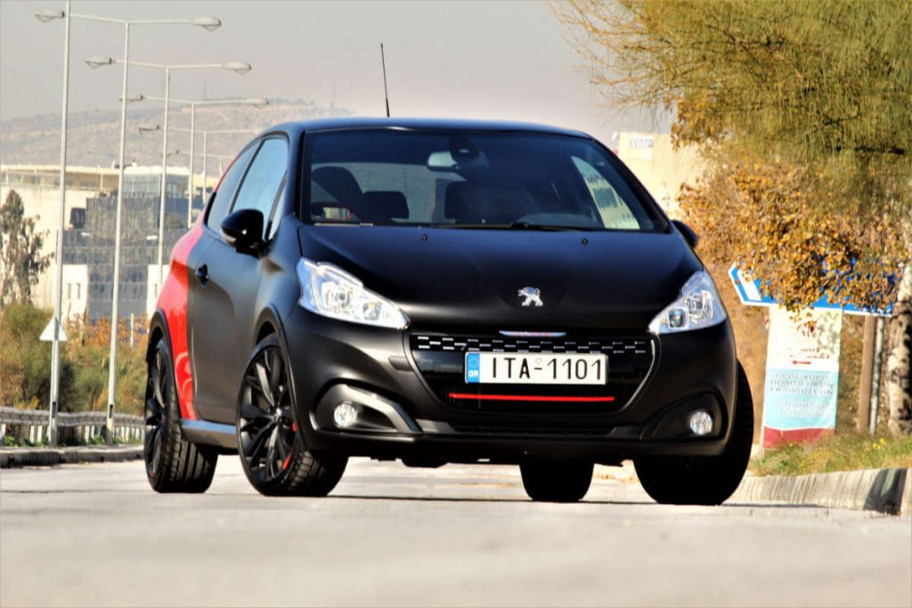 Peugeot 208 GTi by PS 2016