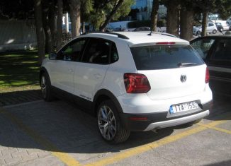 VW Cross Polo 1.4 TDi 2016