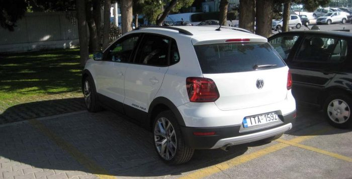 VW Cross Polo 1.4 TDi 2016
