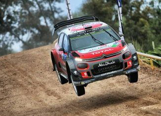 Rally Mexico 2017 Chris Meeke