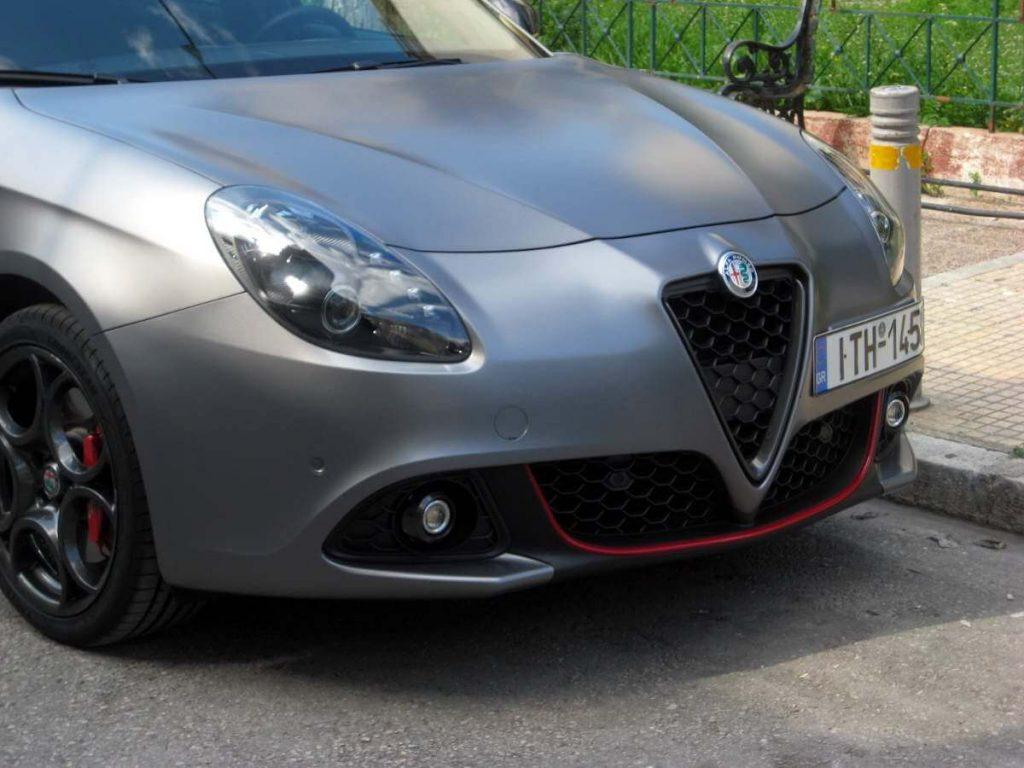 Alfa Romeo Giulieta 16 MTJ TCT