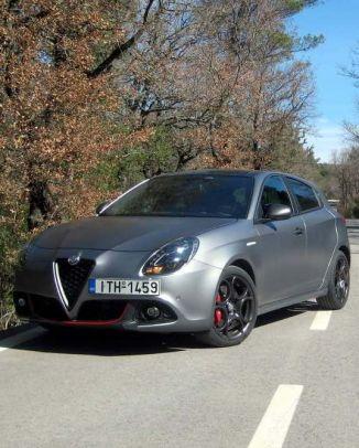 Alfa Romeo Giulieta 16 d TCT 2016