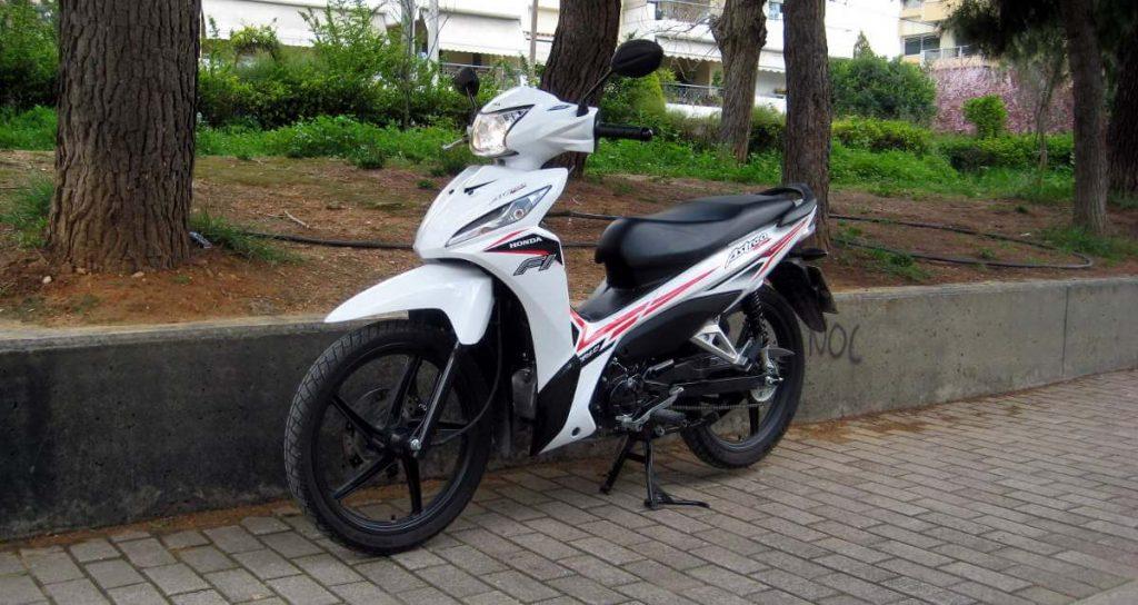 Honda Astrea Grand 110 2016
