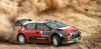 Chris Meeke Rally Mexico 2017