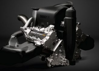 2017 Renault F1 Engine