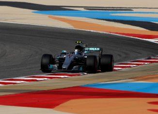 Bahrain GP 2017 Bottas