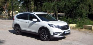 Honda CR-V 16 i-DTEC 9AT