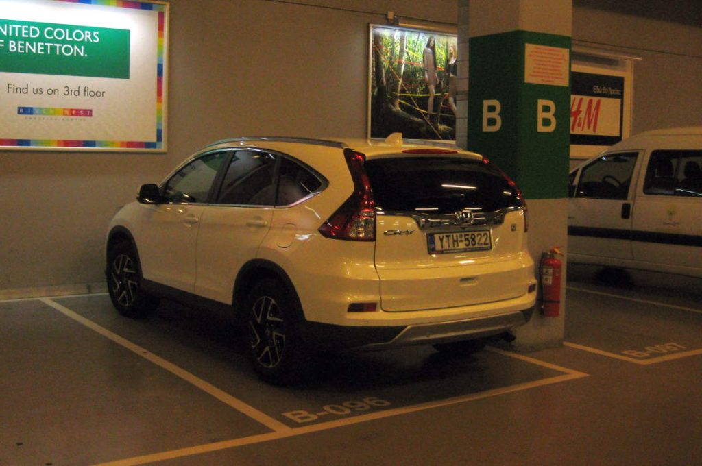 Honda CR-V 1.6 iDTEC 4WD 9AT
