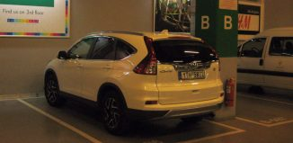 Honda CR-V 1.6 iDTEC 4WD 9AT