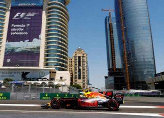 F1 GP Azerbaijan 2017
