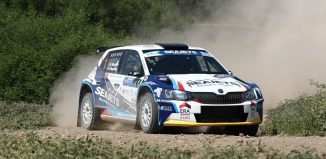 Bruno Magalhaes Rally Acropolis 2017