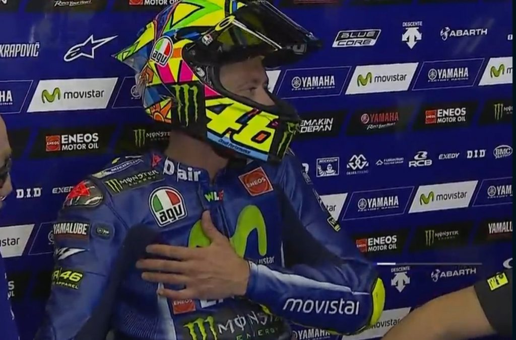 Rossi Italian GP 2017