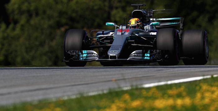 Hamilton Austrian GP 2017