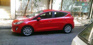 Ford Fiesta 1.5 TDCi 120 hp 2017