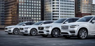 Volvo Twin Engine Range 2017