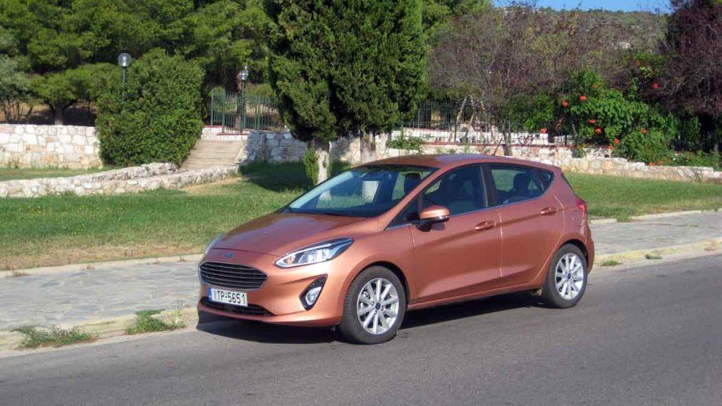 Ford Fiesta Ecoboost 10 2017