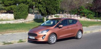 Ford Fiesta Ecoboost 10 2017