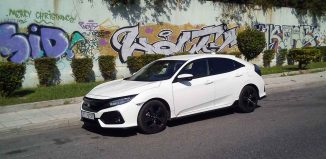 Honda Civic 15 VTEC Turbo 182 ps 2017
