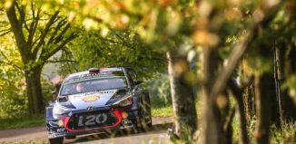 Thierry Neuville Rally Germany 2017 Shakedown