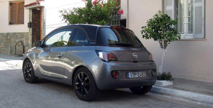 Opel Adam 1.4 87 hp Easytronic