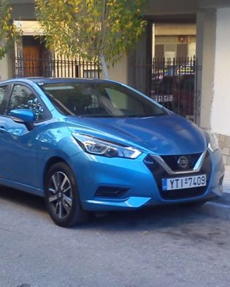 Nissan Micra 0,9 Accenta