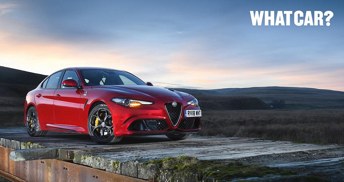 Το τετράφυλλο τριφύλλι της Alfa Romeo φέρνει τύχη στη μάρκα ακόμα ... 43196837f32
