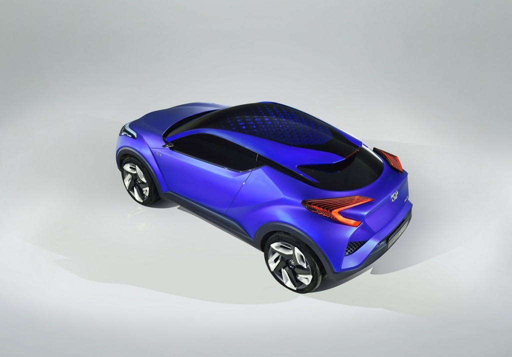 Toyota CHR Concept 2