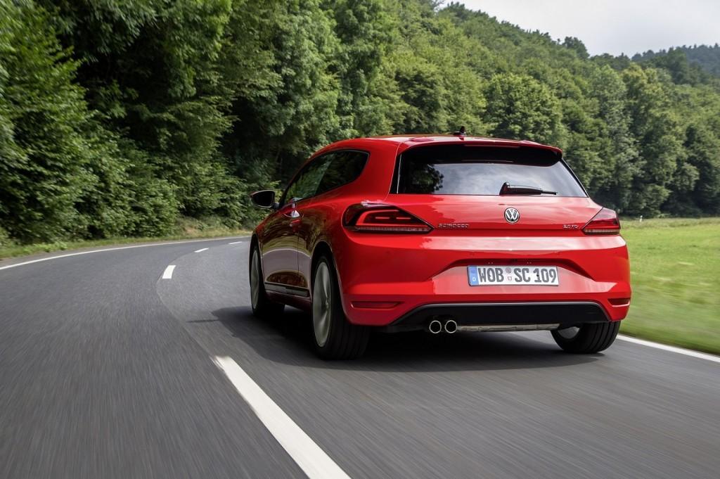 VW Scirocco 2015 2