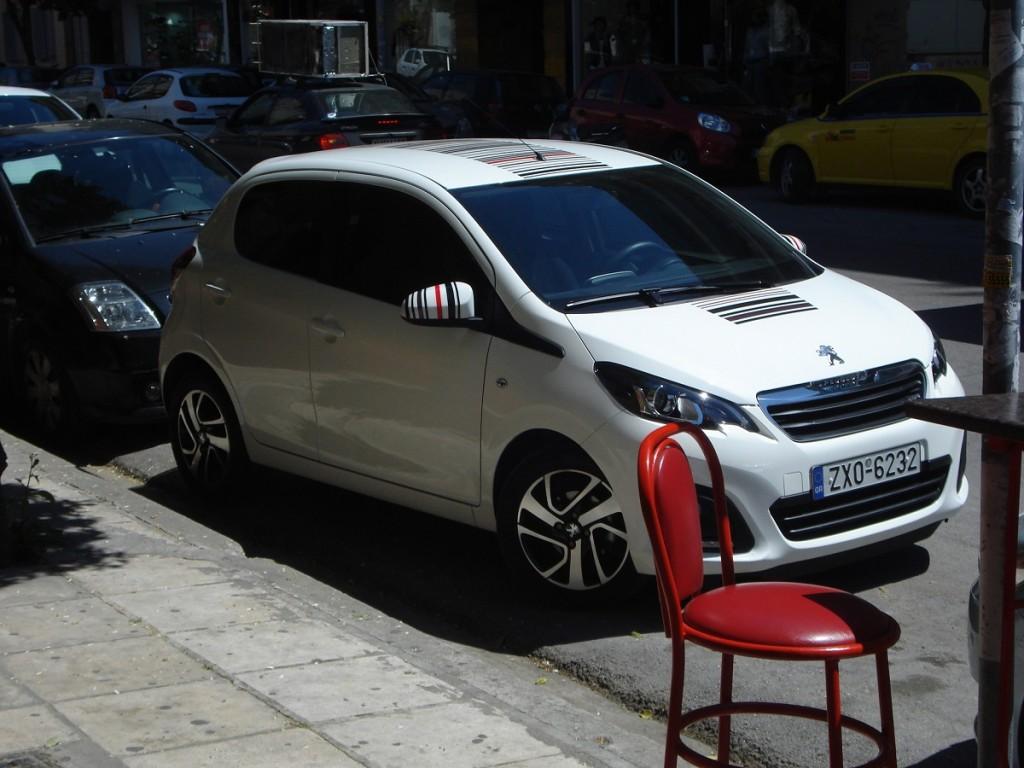 Peugeot 108 LT1